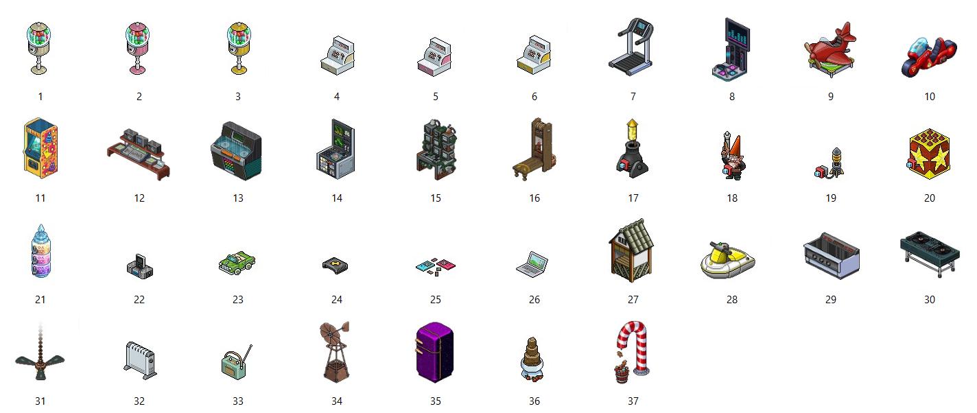 In arrivo 8 offerte a tema Animali, Piante e Macchinari - Pagina 2 Tto_machines2