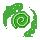 Pedra Rúnica Verde