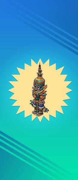 Immagini campagna Tailandia di Giugno 2021 Feature_cata_vert_yakgodstatue