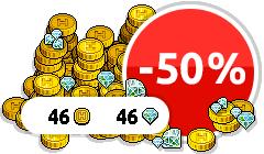 [ALL] Reinserita offerta crediti e diamanti doppi su Habbo Web_dc_46c_46d