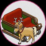 [ALL] Immagini Inverno all'Orizzonte / Baita di Novembre 2019 Spromo_horse_reindeer_antlers
