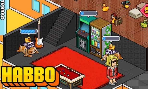 """Prova il nuovo gioco """"Habbo Clicker"""" in HTML5 Habboclicker"""