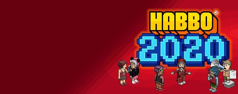 Interface Habbo 2020