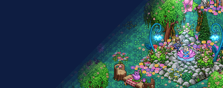 Habbo Design Blog: Fairytale Easter