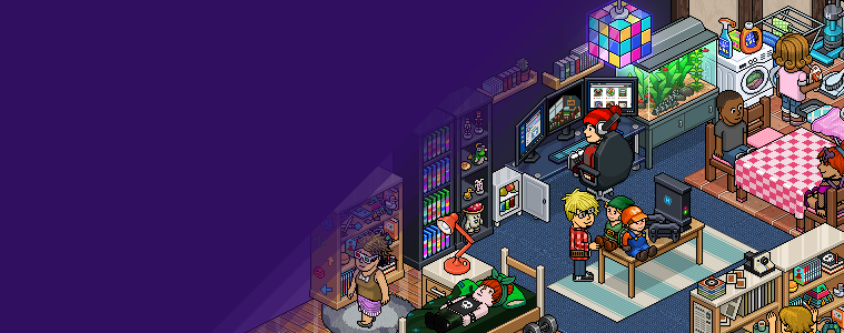 Habbo - Virtual World, Avatar Chat, and Pixel Art - Habbo